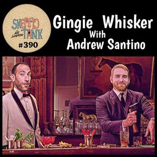 390: Gingie Whisker (@CheetoSantino)