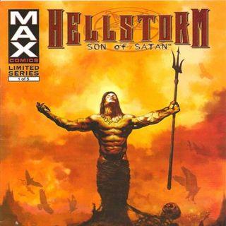 Source Material Live: Hellstorm: Son of Satan - Equinox