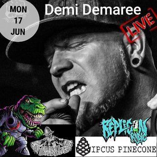 Demi Demaree 6/17/19 Replicon Radio