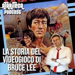 Ep.24 - BRUCE LEE: Ron Fortier, la storia del videogioco, e il making of dei calci in faccia
