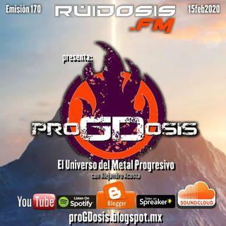 proGDosis 170 - 15feb2020 - Rodrigo Y Gabriela