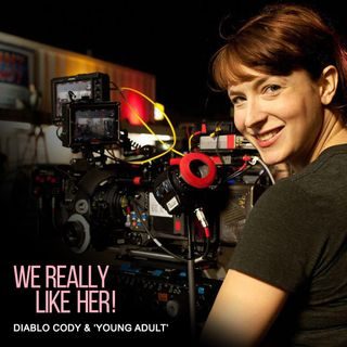 Diablo Cody & 'Young Adult'