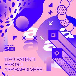 SEI / Tipo patenti per gli aspirapolvere