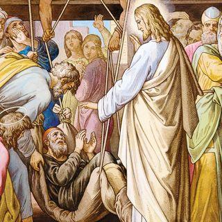 Ti sono perdonati i tuoi peccati (Mc 2,1-12) SANT'ANTONIO 17 gennaio