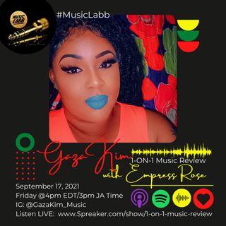 Reggae Dancehall sensation - GAZA KYM interviews