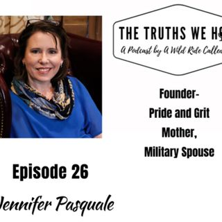 Episode 26 with Jennifer Pasquale