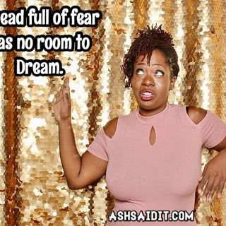 I got a word from Oprah