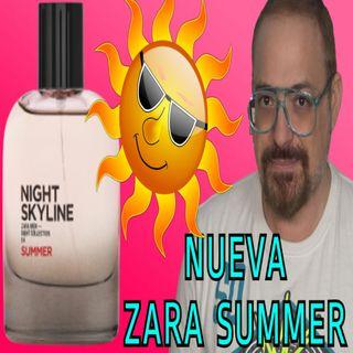 ZARA NIGHT SKYLINE SUMMER 04
