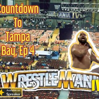 Countdown To Tampa Bay, Episode 4: WRESTLEMANIA 1988