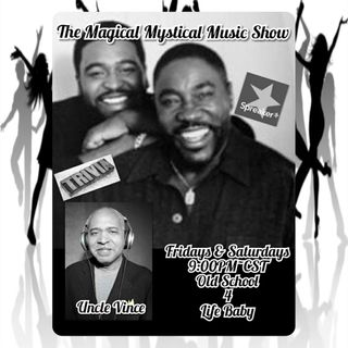 The Magical Mystical Music Show 3-27-2021