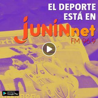 Viernes 19 de Julio - Noticias Deportivas de Junín - Radio Junin.net