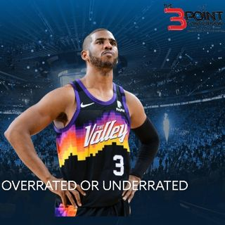 Say What - Say It Again - Is Chris Paul Overrated (?), What The Future Holds For The Lakers And Knicks