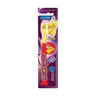 Pokemon  aquawhite Jiggle Wiggle Toothbrush