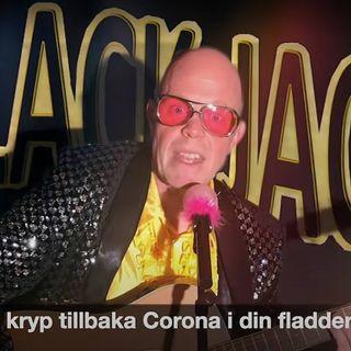 PODDSPECIAL: Skrattet mitt i Coronan