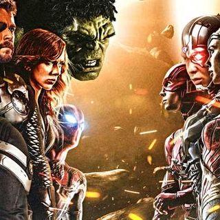 Noticias de Marvel y DC 29/8/19