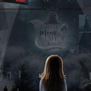 Horror Movie Night on Mystic Moon Cafe
