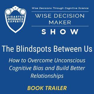 Book Trailer: The Blindspots Between Us