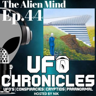 Ep.44 The Alien Mind