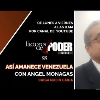 Escuche Podcast Así amanece Venezuela La Guillotina Noticias #10Ago 2021