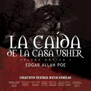LA CASA USHER 2a PARTE De EdgarAllan Poe/CULTURA, ARTE Y CUENTOS DE TERROR Por Radio Switch