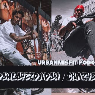 Urban Misfit LIVE | #keepitstreet w- Deion aka @donlopezdadon & @crazyboi_cbreezy_  Thronecycles