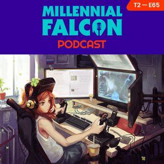 Ep 65 T2 - Millennial Gamer II