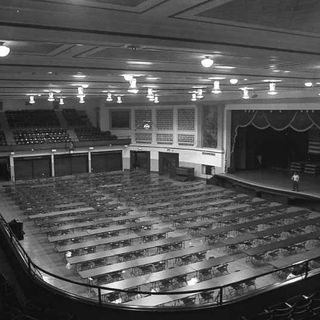 400 Court Street - Evansville Pro Wrestling History:Jimmy Wheeler of the Professional Wrestling Historical Society Talks 1915 Wrestling Ban
