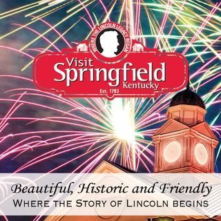 Big Blend Radio: Historic Springfield, Kentucky