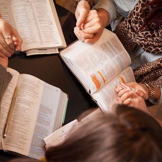 Catholic Bible Study (Lesson 6) Prt. II