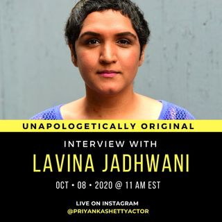 Interview with Lavina Jadhwani