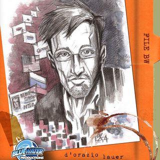 Edward Snowden Comic Book