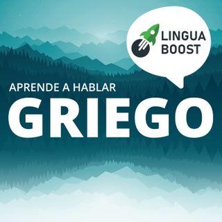 Aprende griego con LinguaBoost