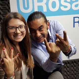 #HoraJudicialUR  y URosarioRadio, tres de tres