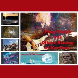 Prog-Watch 345 - Oliver Rüsing of Karibow