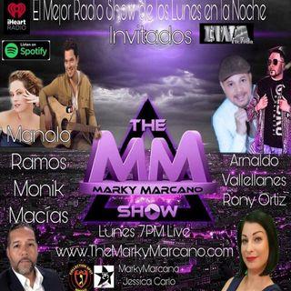 Tonight | Manolo Ramos|Monik Macias | Arnaldo El MasQuerido|Rony Ortiz | El Elenco los Huevos Rancheros