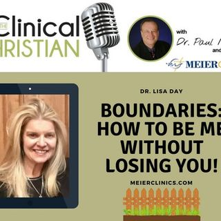 How To Be Me Without Losing You: Boundaries with Dr. Lisa Day