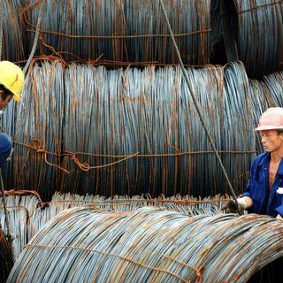 Tag7 - Cina, la via dell'acciaio