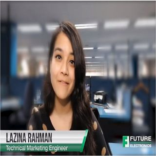 TechVentures with Lazina: Four Ways to Read the Panasonic GridEye Sensor