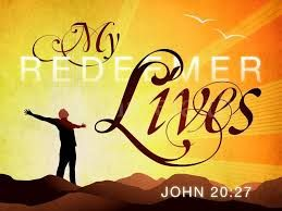 Session 208.  MY REDEEMER LIVES