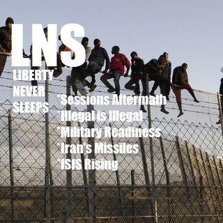 Liberty Never Sleeps 02/09/17 Show