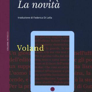 """Federica Di Lella """"La novità"""" Paul Fournel"""