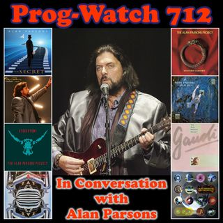 Episode 712 - In Conversation with Alan Parsons