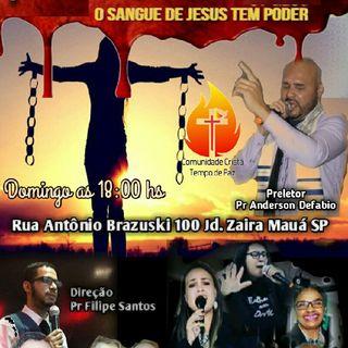 Pr Anderson Defabio e Pr Luis Carlos segunda parte