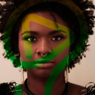 ESCUTATÓRIO #10 ELLEN OLÉRIA e a mudernage afrofuturista