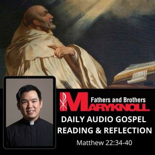 Memorial of Saint Bernard, Matthew 22:34-40