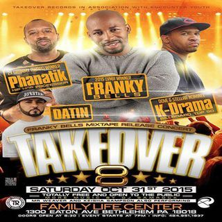 TAKEOVER 8 Concert
