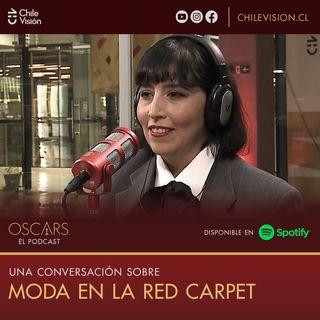 Moda en la red carpet con Andrea Martínez