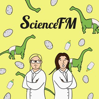 Episode 11: Cass Ostrander discusses Dinosaur Parenting