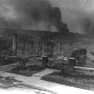 """Tulsa Massacre Survivor LaVerne Cooksey Davis"""