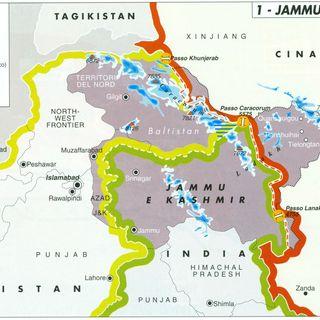 Kashmir conteso tra India e Pakistan - uno scontro antico e dinamiche nuove (10mar2019)